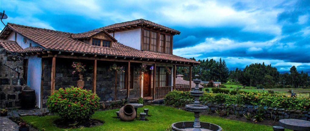 Ecuador - Riobamba - 1557 - Hacienda La Andaluza Gardens