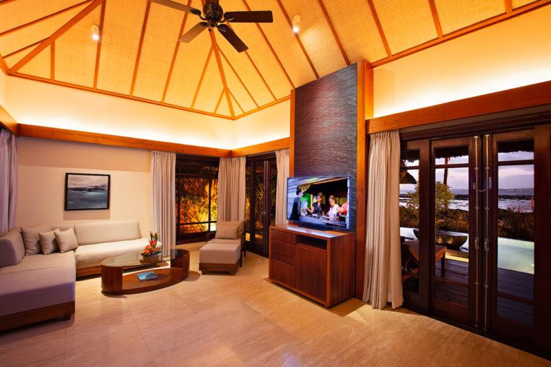 Mauritius - South Coast - 3996 - Shanti Maurice Resort & Spa beachfront suite