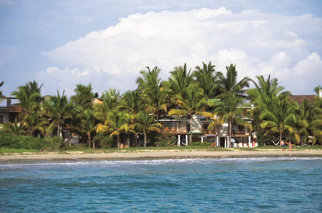 Ecuador - Galapagos - 1557 - Casa de Marita Exterior