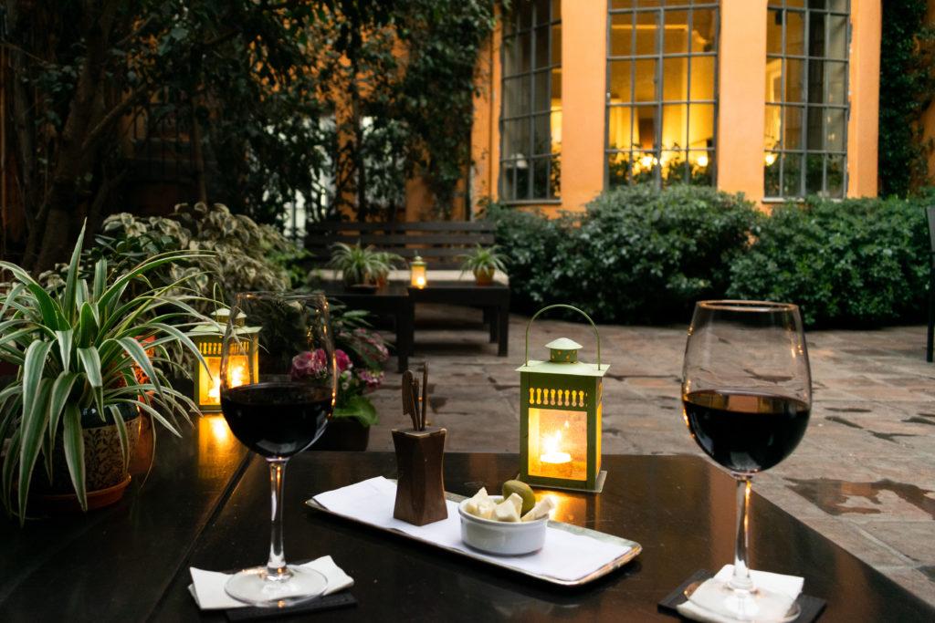 Argentina - NOA Salta - 1584 - Legado Mitico wine tasting