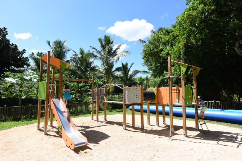 Mauritius - South Coast - 3996 - Heritage Awali - Kids Clubs playground area