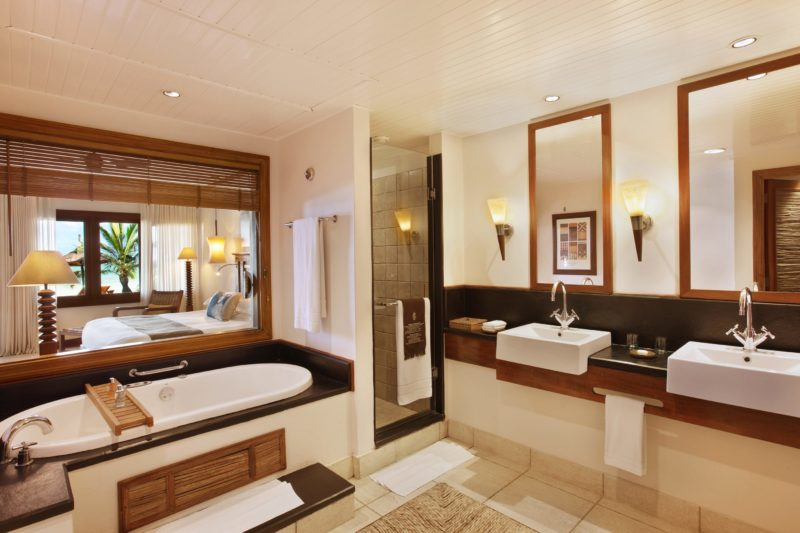 Mauritius - South Coast - 3996 - Heritage Awali - Suites Bathroom interior