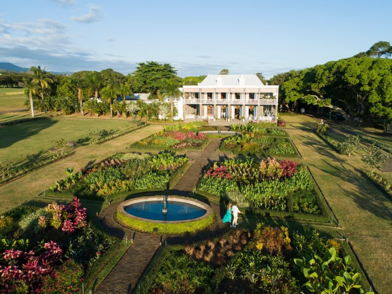 Mauritius - South Coast - 3996 - Heritage Telfair Resort & Spa - Escape to the Chateau - Gardens