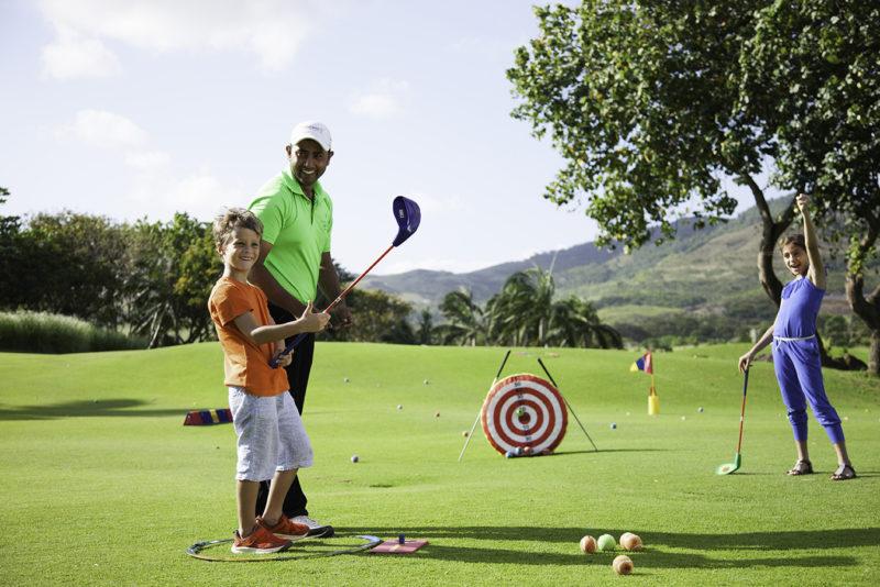Mauritius - South Coast - 3996 - Heritage Telfair Resort & Spa - Kids activity games