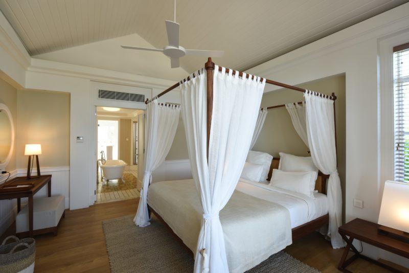 Mauritius - South Coast - 3996 - Heritage Telfair Resort & Spa - Ocean-Suite bedroom