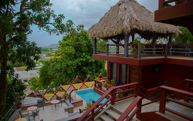 Honduras - Tela - 10024m - Maya Vista Pool