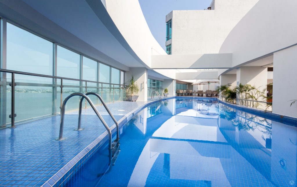 Ecuador - Guayaquil - 1557 - Wyndham Guayaquil Swimming Pool