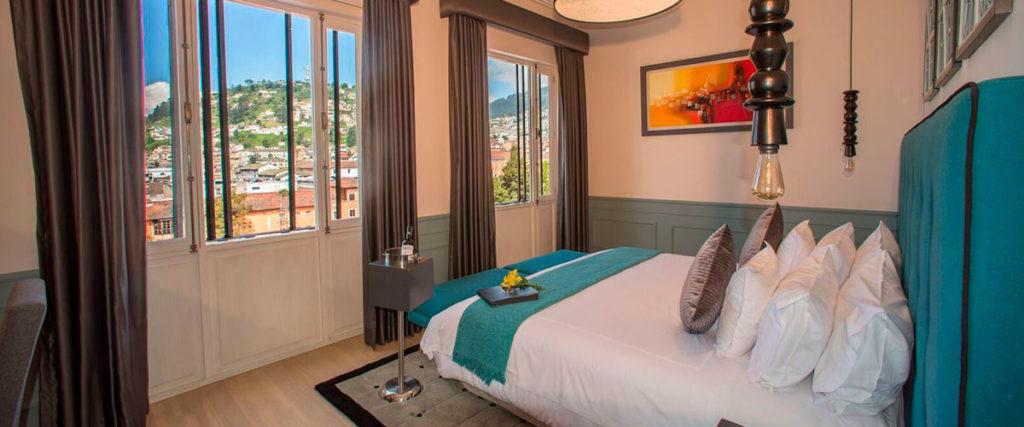 Ecuador - Quito - 1557 - Illa Experience Master Suite Panecillo