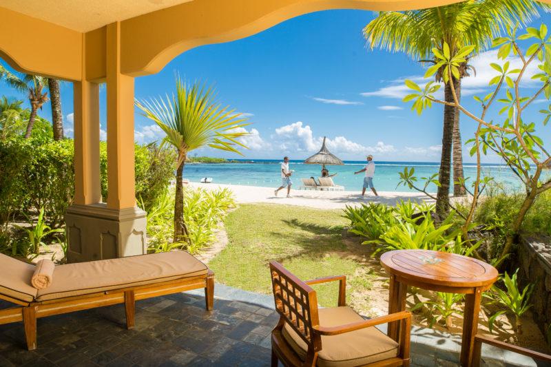 Mauritius - South Coast - 3996 - Shanti Maurice Resort & Spa junior beach front