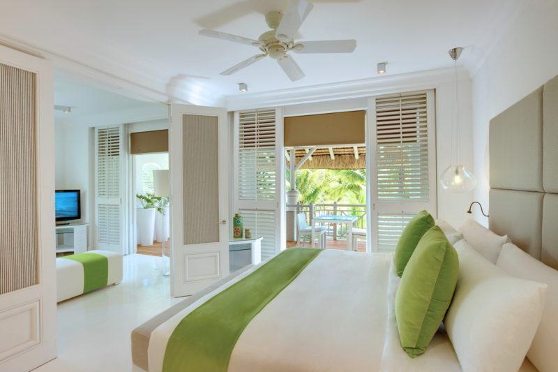 Mauritius - East Coast - 3996 - LUX* Belle Mare Resort & Villas - Honeymoon Suite & LUX* Suite Views