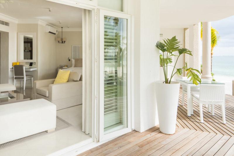 Mauritius - East Coast - 3996 - LUX* Belle Mare Resort & Villas - Ocean Suites & Family Suites - Beach Front Entrance