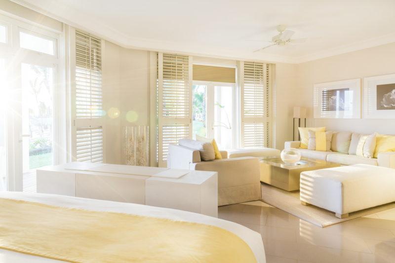 Mauritius - East Coast - 3996 - LUX* Belle Mare Resort & Villas - Ocean Suites & Family Suites - Bedroom views