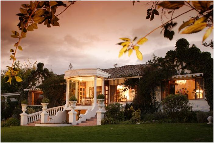 Ecuador - Imbabura - 1557 - Hotel Garden La Mirage Gardens