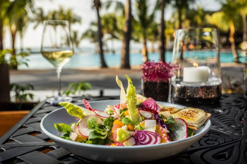 Mauritius - South West Coast - 3996 - Dinarobin Beachcomber Golf Resort & Spa Dina's