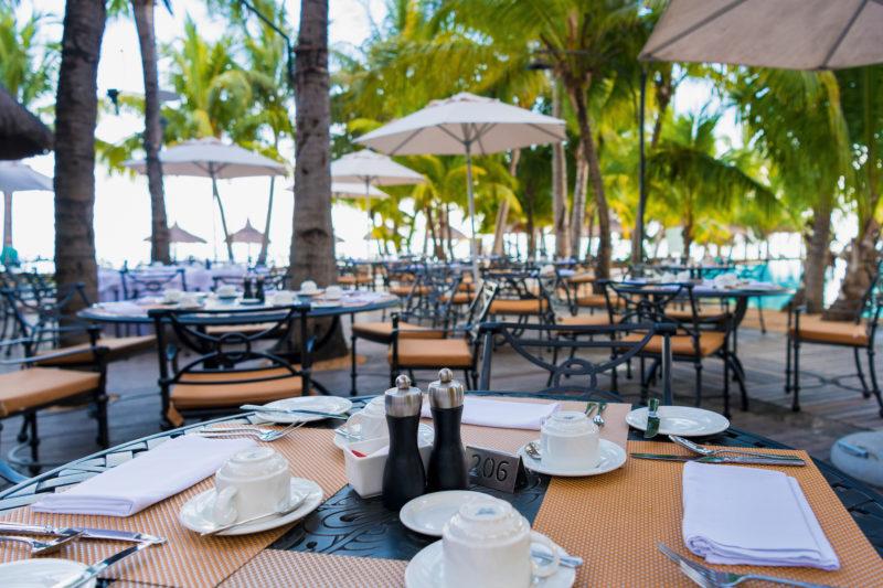 Mauritius - South West Coast - 3996 - Dinarobin Beachcomber Golf Resort & Spa harmonie bar