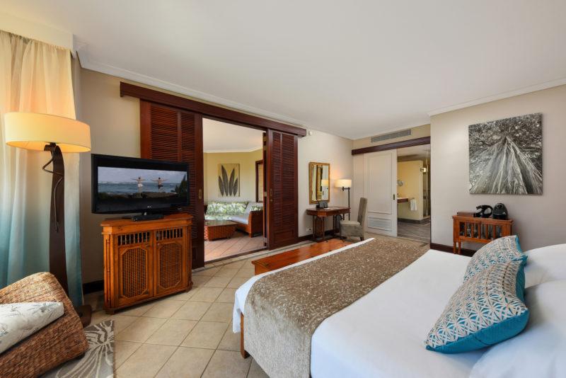 Mauritius - South West Coast - 3996 - Dinarobin Beachcomber Golf Resort & Spa zen suite