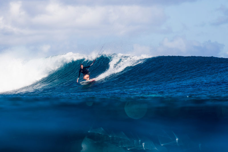 Mauritius - South West Coast - 3996 - Dinarobin Beachcomber Golf Resort & Spa surfing