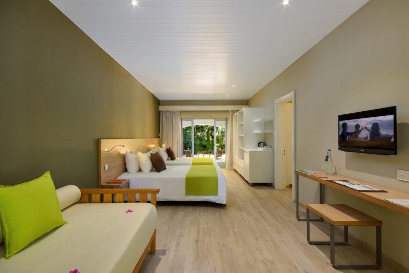 Mauritius - North Coast - 3996 - Mauricia Beachcomber Family Apartment