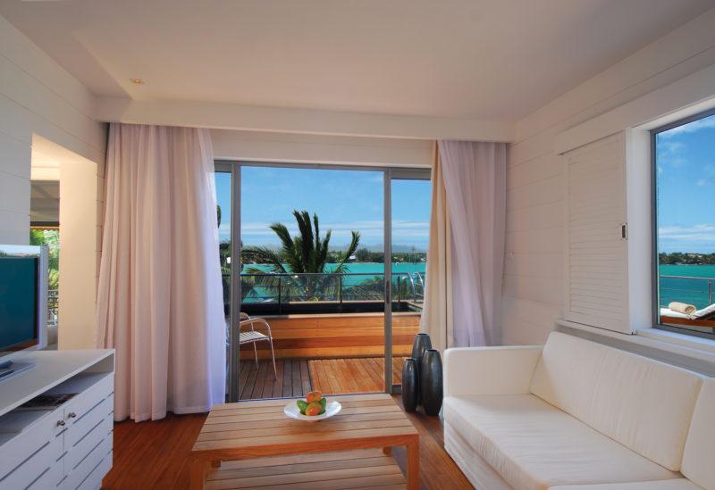 Mauritius - North Coast - 3996 - Mauricia Beachcomber Honeymoon Suite