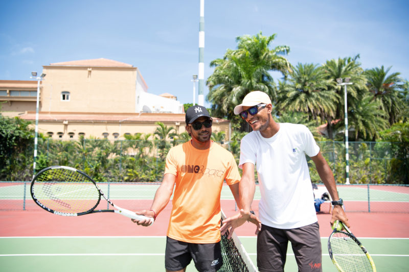 Mauritius - North Coast - 3996 - Mauricia Beachcomber Tennis