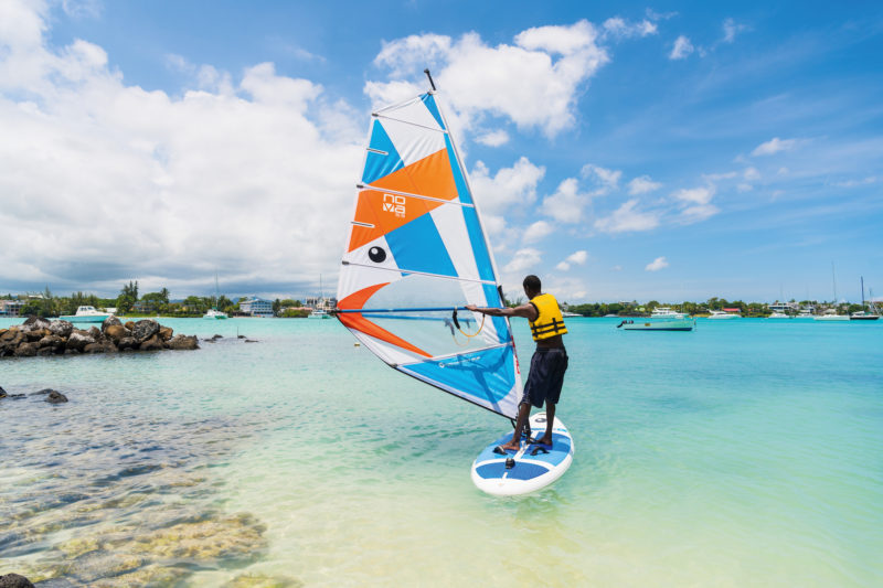 Mauritius - North Coast - 3996 - Mauricia Beachcomber Ski