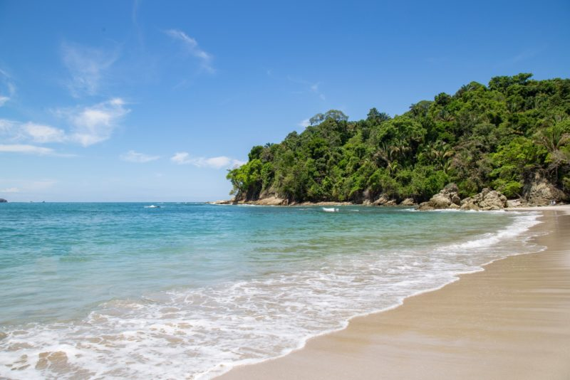 Costa Rica - Manuel Antonio - 1570 - Beach