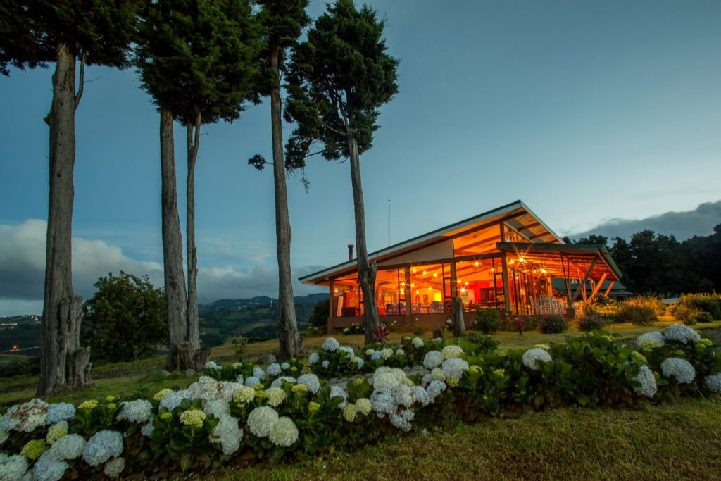 Costa Rica - Naranjo - 1570 Views