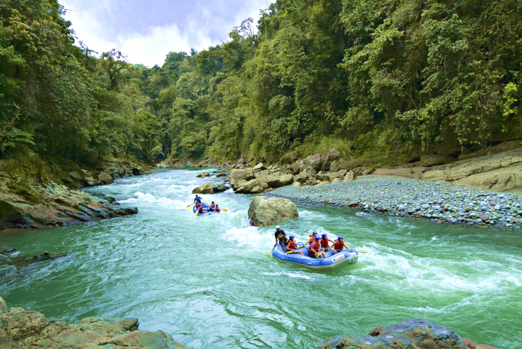 Costa Rica - Pacuare - 1570 - River Rafting