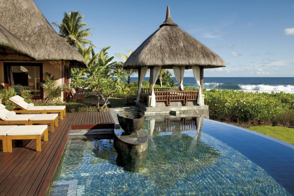 Shanti Mauritius South Coast Mauritius Two Bedroom Villa Pool Terrace