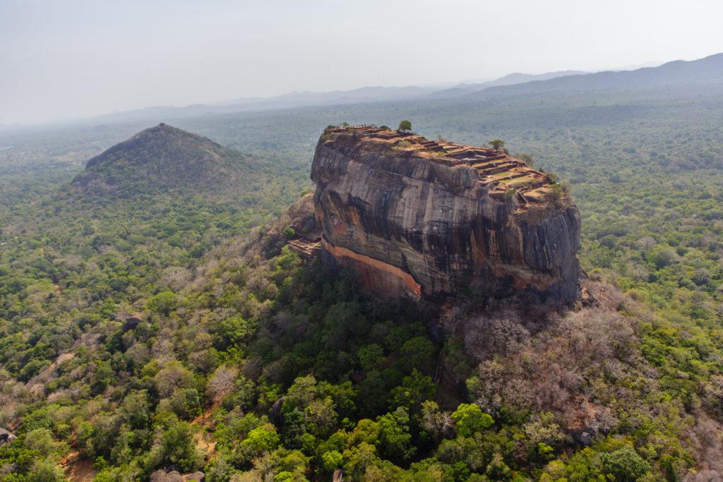 Classic Ceylon Sri Lanka - 1567 - Sigiriya - Mountains