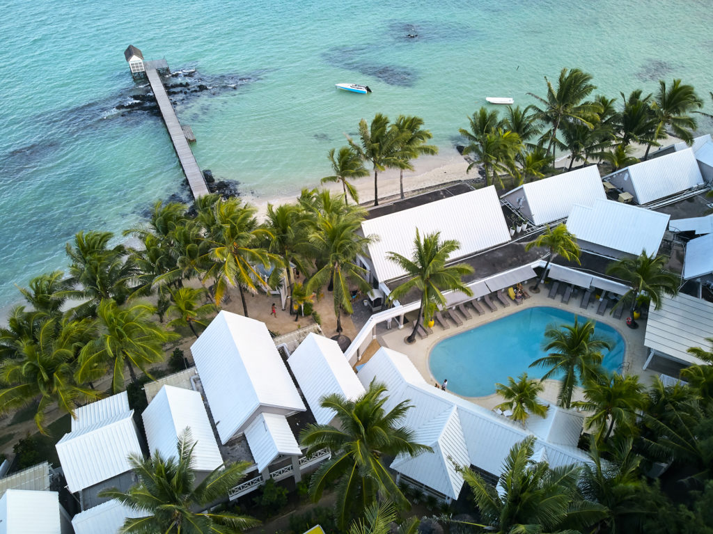 Mauritius - East Coast - 3996 - Tropical Attitude aerial