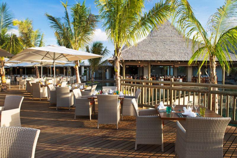 Mauritius - North Coast - 3996 - Zilwa Altitude - Karay Restaurant - Dining Area
