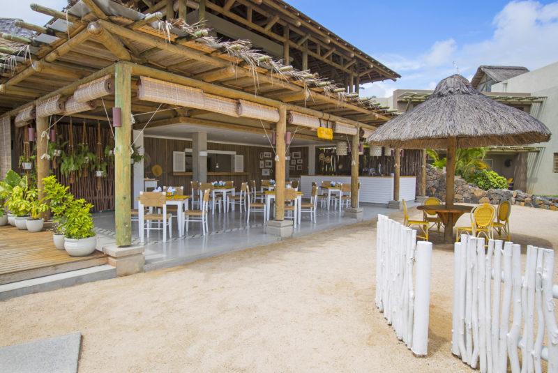 Mauritius - North Coast - 3996 - Zilwa Altitude - Kot Nou Restaurant - Entrance