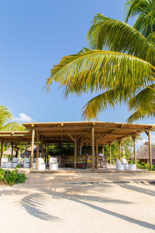Mauritius - North Coast - 3996 - Zilwa Altitude - Lor Disab Beach Restaurant - Exterior