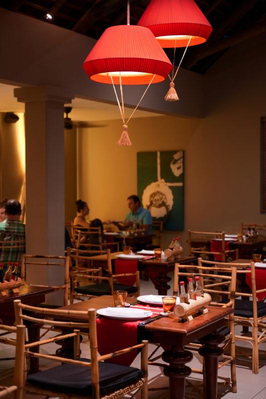 Mauritius - North Coast - 3996 - Zilwa Altitude - Siaw Restaurant - Dining