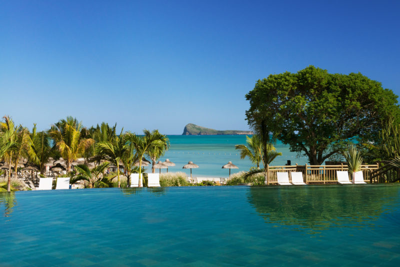 Mauritius - North Coast - 3996 - Zilwa Altitude - Karay Restaurant - Sea Views