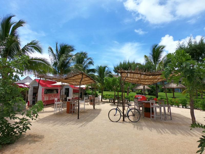 Mauritius - North Coast - 3996 - Zilwa Altitude - Taba-J Beach Food Stalls