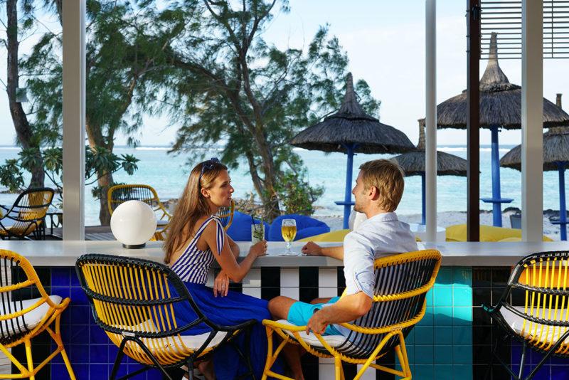 Mauritius - East Coast - 3996 - Beach Bar