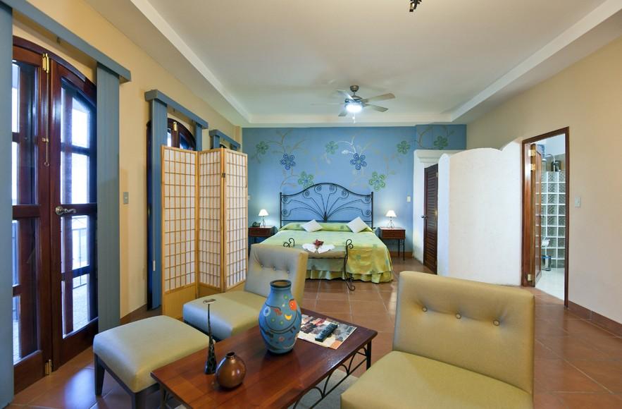 Nicaragua - Esteli - 10024 - Los Arcos Hotel Room