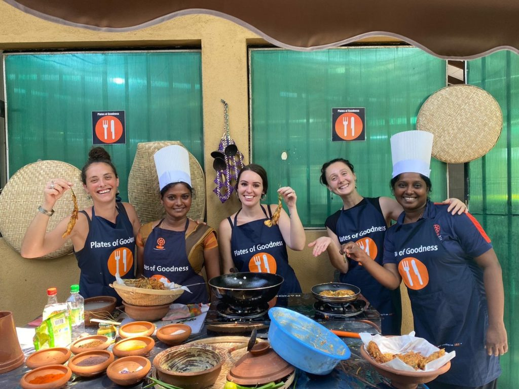 Sri-Lanka - Cooking Class in Ceylon - 1567 - Team Cooking Class Photo