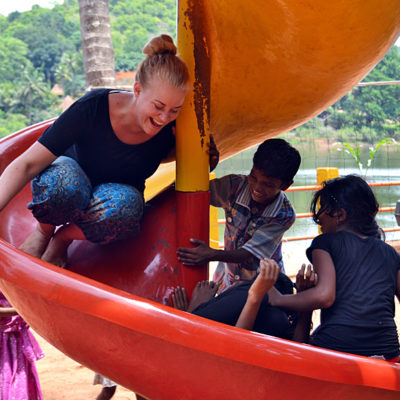 Community Volunteer Project in India, Goa