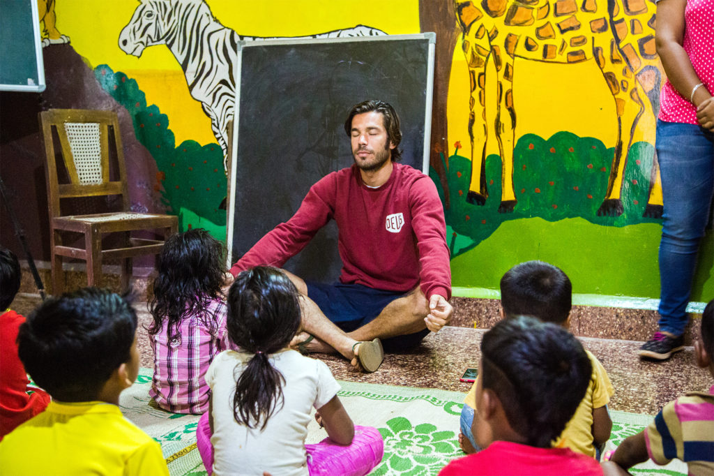 Volunteer Teaching Project in India, Goa