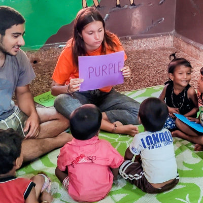 Teaching Volunteer Project in India, Goa