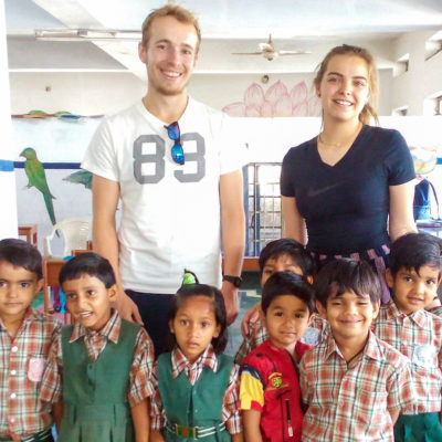 Kindergarten Teaching and Community Outreach Project in India, Udaipur