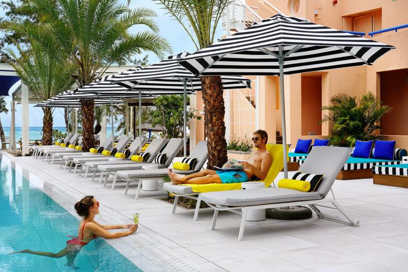 Mauritius - East Coast - 3996 - Poolside