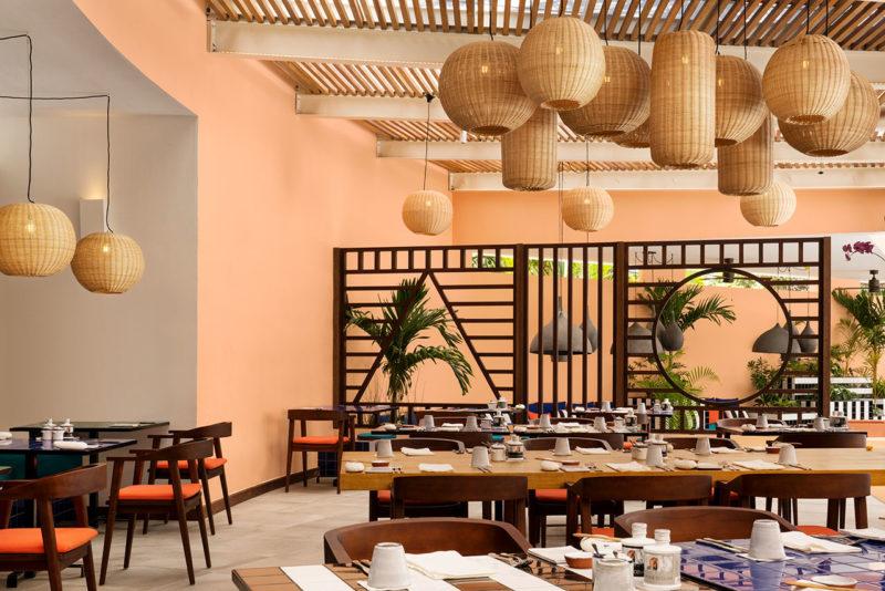 Mauritius - East Coast - 3996 - Restaurant