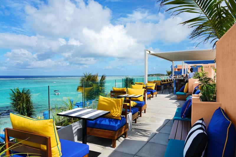 Mauritius - East Coast - 3996 - Rooftop Bar