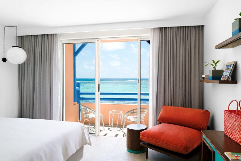 Mauritius - East Coast - 3996 - Bang on Beach