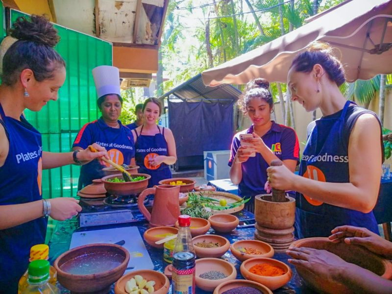 Taste of Ceylon - Sri Lanka - Kandy - 1567 - Cooking Course