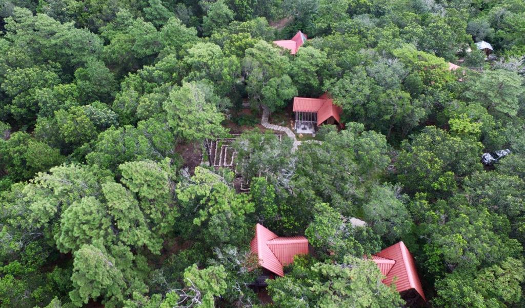 Nicaragua - Esteli - 10024 - Marduk Gardens From Above